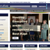 Legacy Livelink website for NI Housing Executive